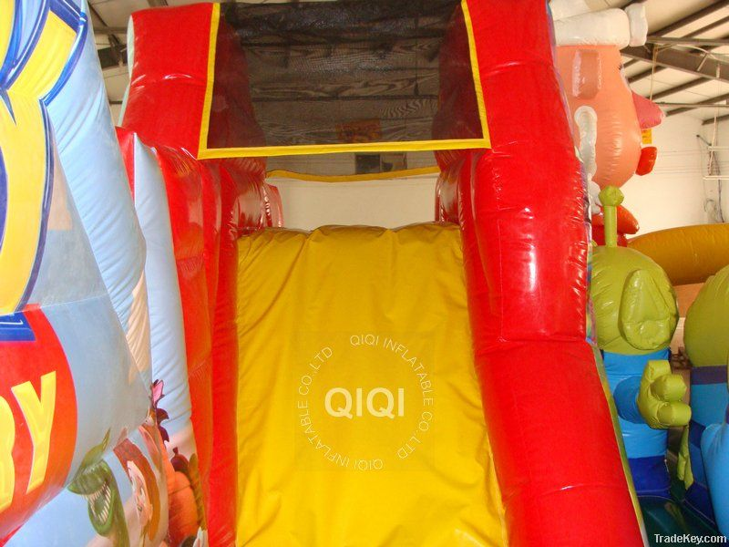 Funny Inflatable Indoor Playground For Sale