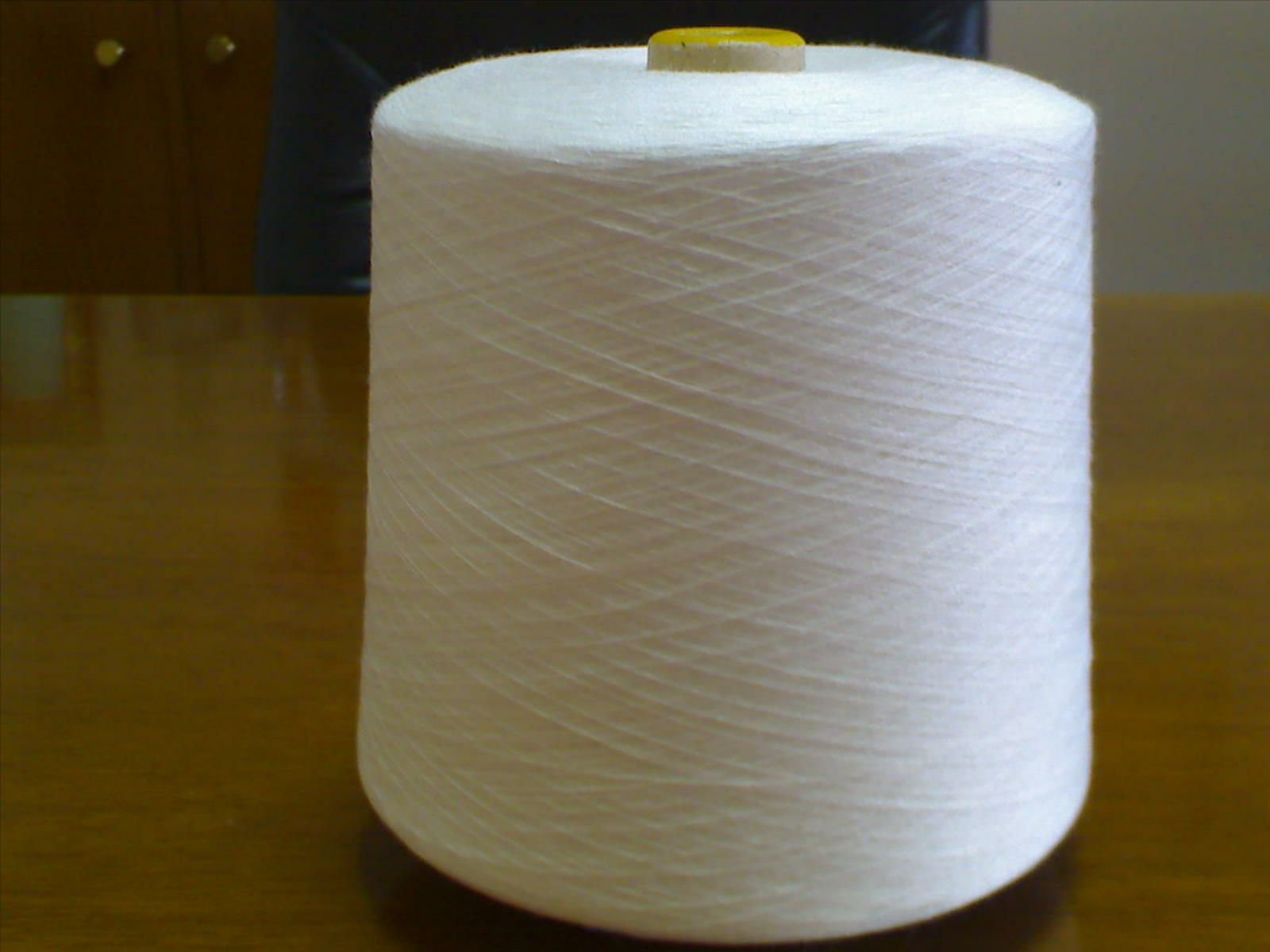 Viscose, Polyester, Cotton blended yarn