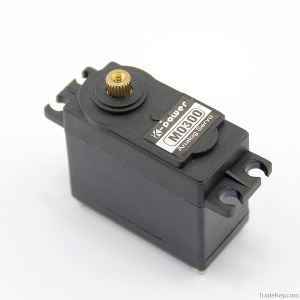 Manufacture Best Quality 3KG Analog Mental RC Servo For Boat, Copter