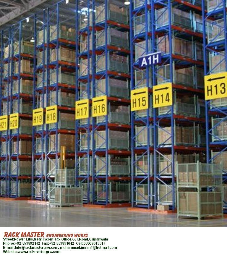 Warehouse Rack, Pallet Rack, Industrial rack, Heavy Duty Rack, Super Store rack