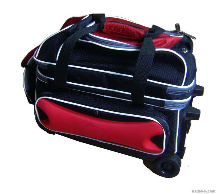 Roller 2 ball Bowling Bag