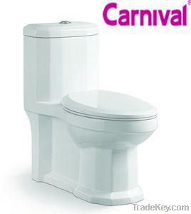 Ceramic Siphonic Single-hole toilet bowl 2132