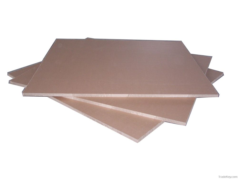 courrugated paper