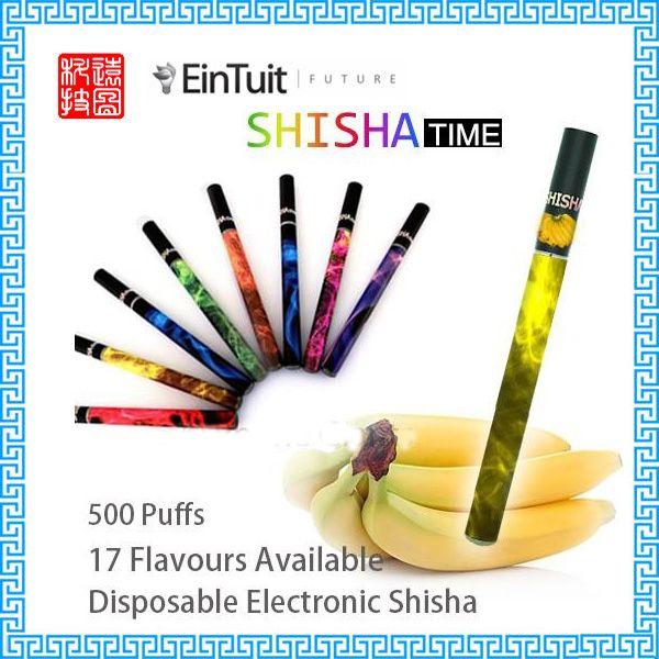 wholesale smart disposable e cigarette 500 puffs e shisha with factory price