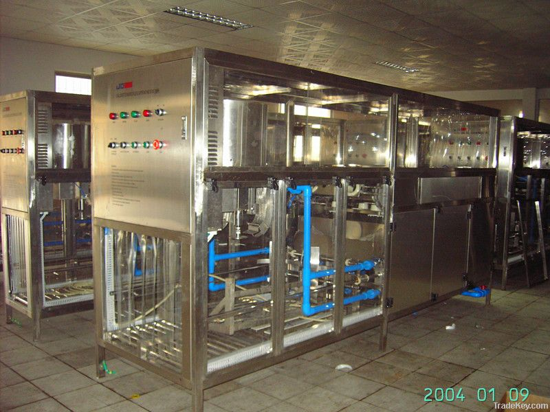 High quality mineral water filling machine/equipment for 3/5 gallon