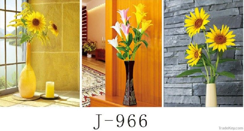 3D Wall decoration LED painting