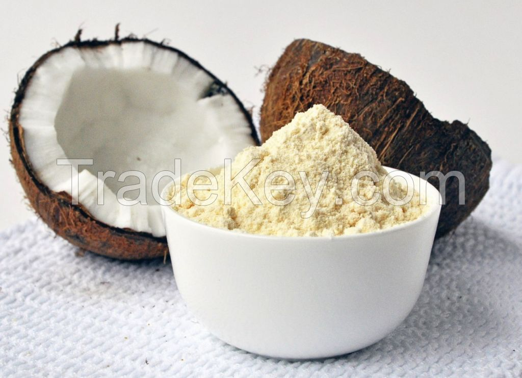 Coconut Flour, Desiccated Coconut , and coconut sugar