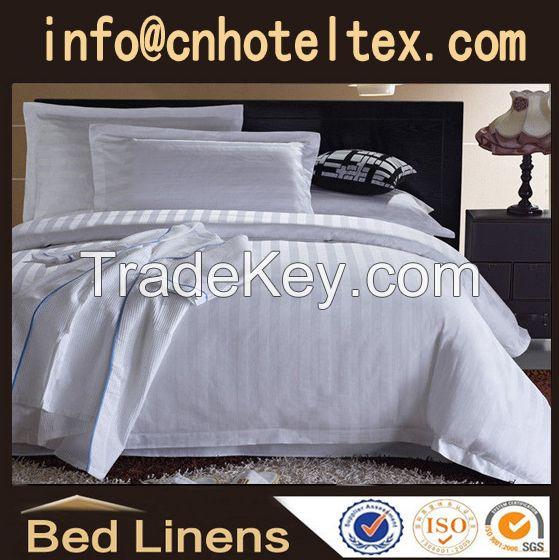Hotel bedding linen, hoel linen