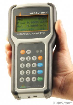 RH20 Ultrasonic Flow Meter