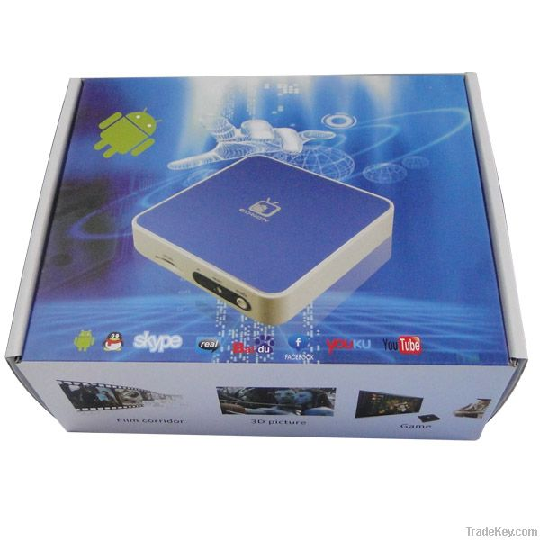 Full HD Google TV Box with Android 2.3