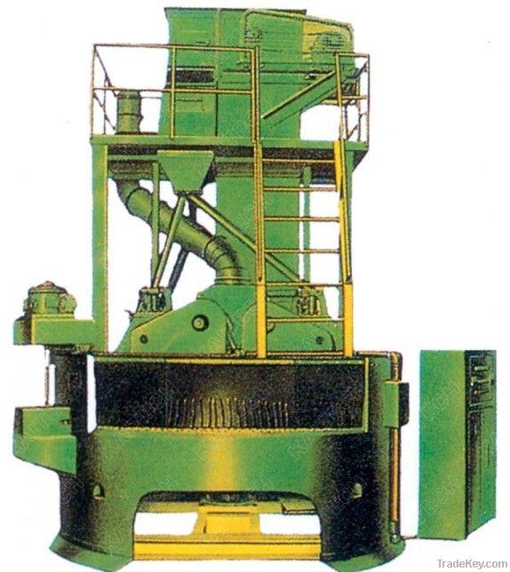 Q35 Turntable Shot Blasting Machine