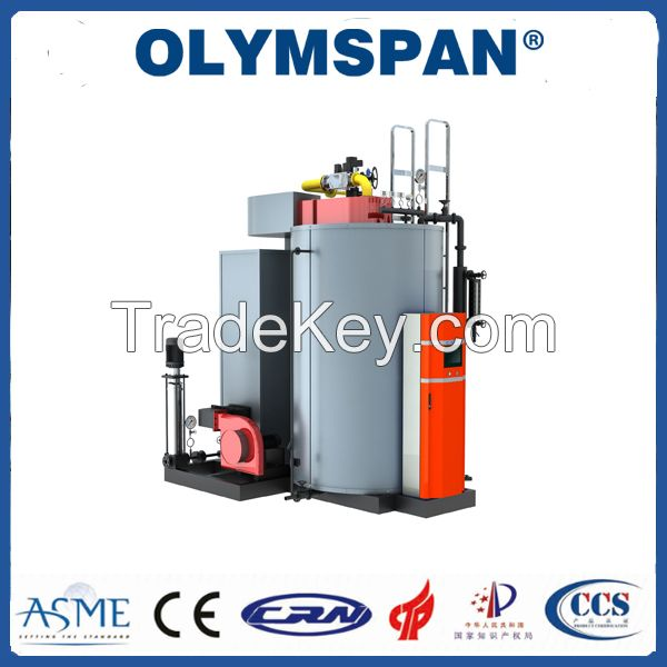 1, 200, 000KCal/hr  Horizontal Thermal Fluid Heater