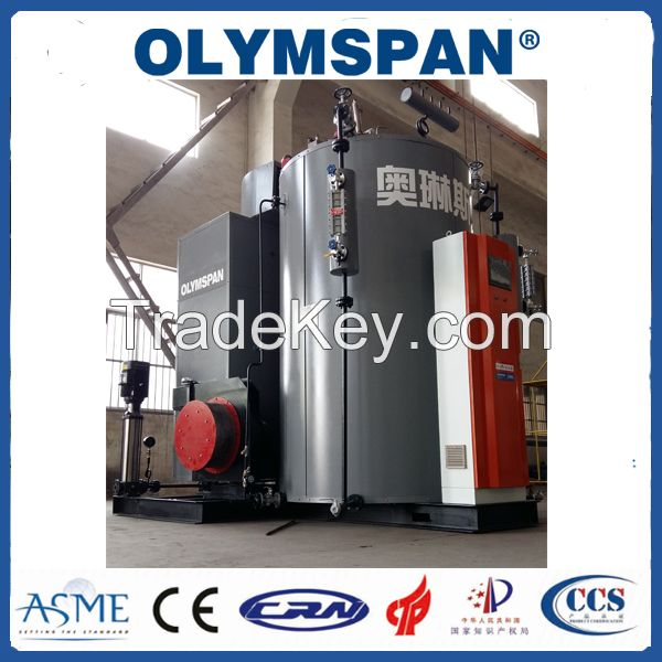 5, 000, 000KCal/hr  Large Vertical Thermal Fluid Heater