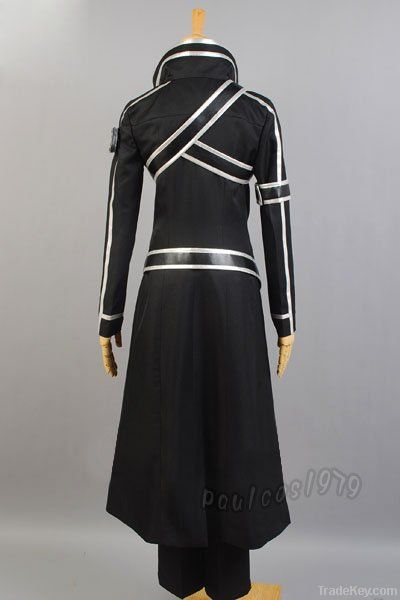 Sword Art Online Kazuto Kirigaya Cosplay Costume