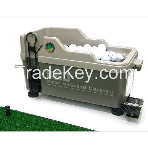 Motorless Golf ball Dispenser (MGD)