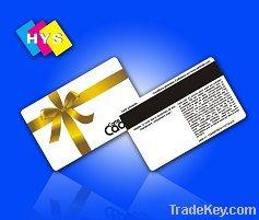 High quality plastic card