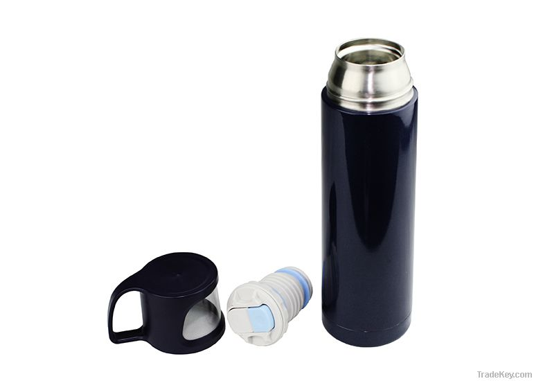 Vacuum Insulated Thermos Handy Flask