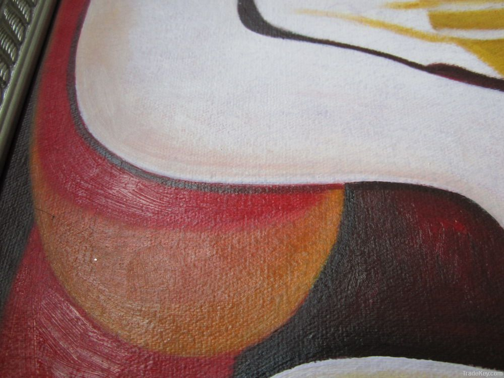 Handpainted oil painting Picasso Dream