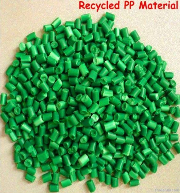 (factory price) Recycled PP polypropylene granule