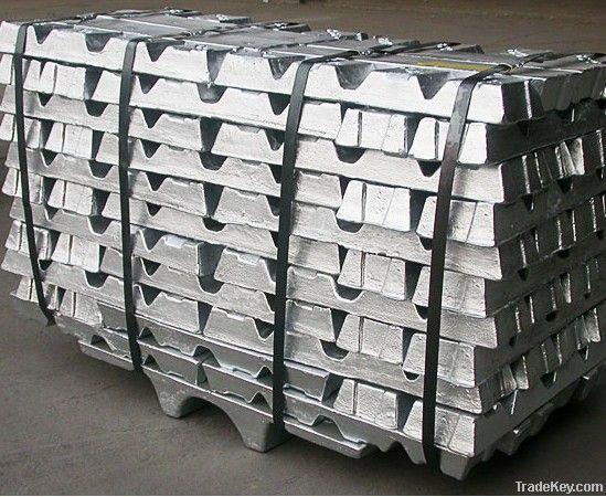(High quality ) Pure Zinc Ingots 99.99%