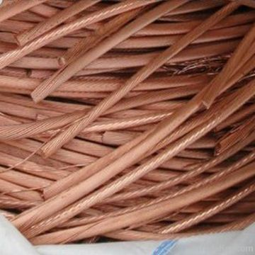 wasted copper wires scrap