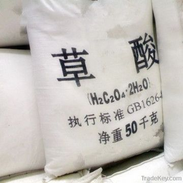 99.6% Ethanedioic Acid Used In Dyeing and printing industry