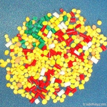 Virgin Grade High Impact Polystyrene HIPS colored plastic granule