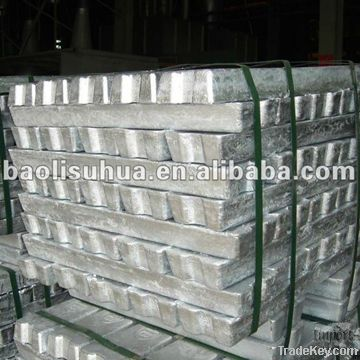 hot sale aluminium ingot 99.7% with good quality