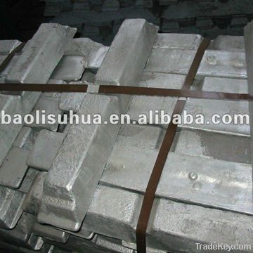 Sell High Purity Zinc Ingots 99.995 Manufacturer