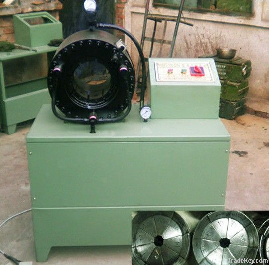 on behalf of factory to sell large diameter hose crimping machine