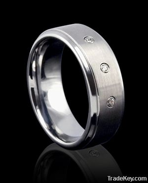Feature:  1) Material: tungsten carbide wholesale rings , tungsten gold