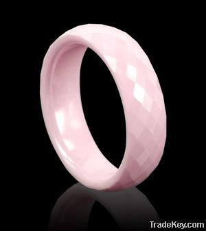 fashion ceramic ring for women