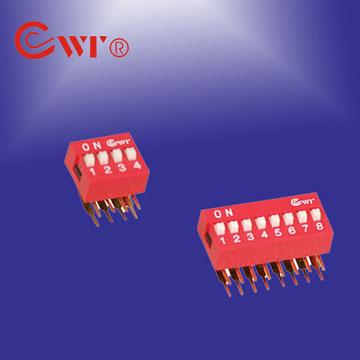 dip switch,smd switch,dip rotary switch