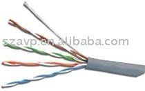 UTP cat5e lan cable from professional manufacturer