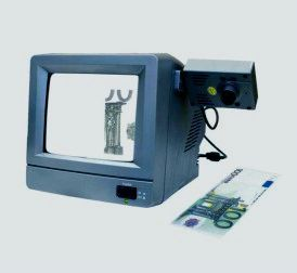 5.7 inch B/W  Money Detector/Currency Detector/Counterfeit Detector