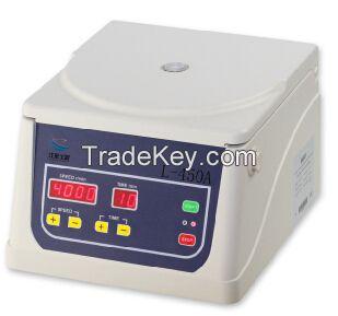 L-450A Benchtop Medical Lab Centrifuge Laboratory Centrifuge Brushless Motor LED Display 4500rpm CE 8 x 15ml