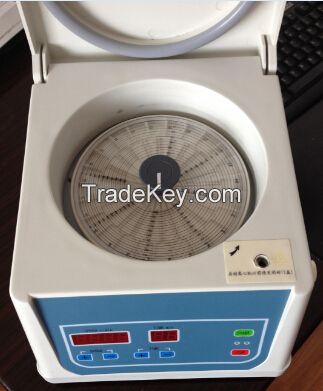 TG12MX Heamatocritic Centrifuge Medical Desktop 12000rpm LED Display