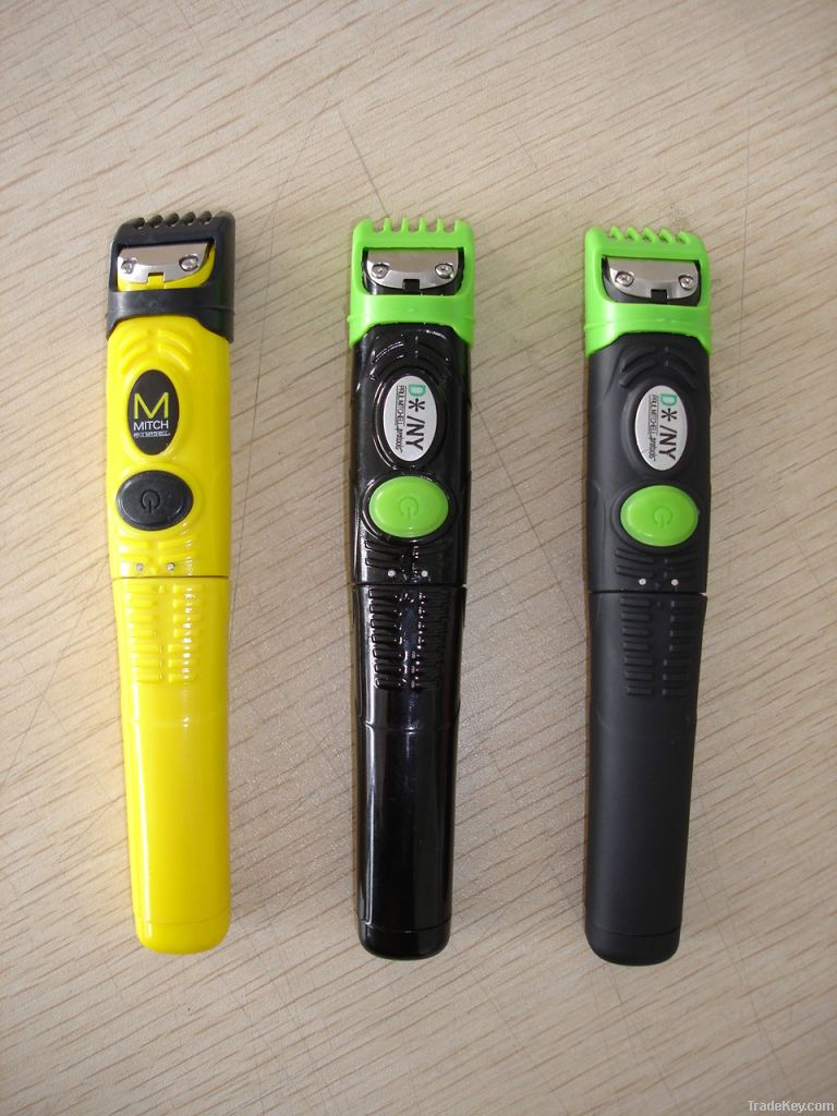 Hair Trimmer with man Razor and nose trimmer