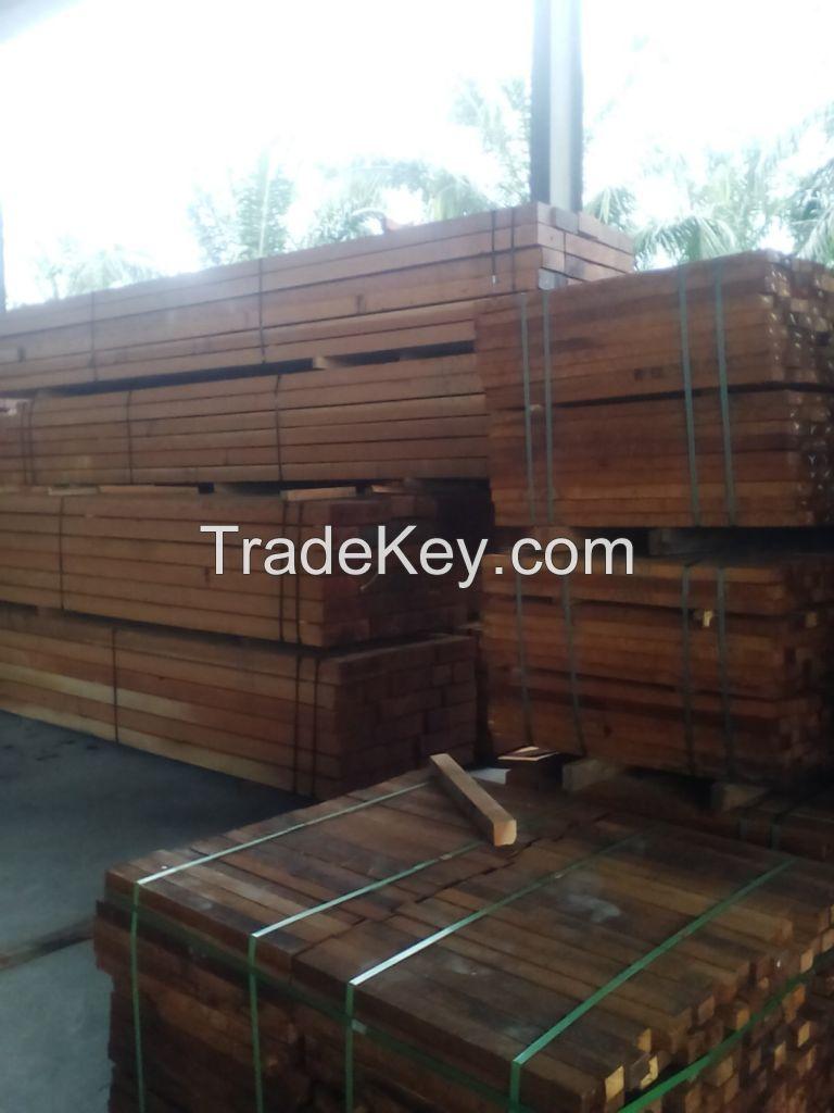 Marbau Sawn Wood