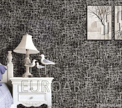 High quality Deep Embossed Vinyl Wallpaper