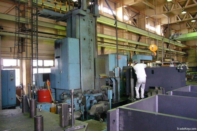 CNC �130 SHIBAURA  FLOOR BORING