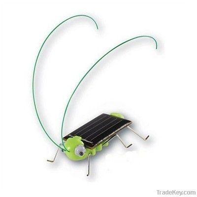 Solar toys Solar grasshopper