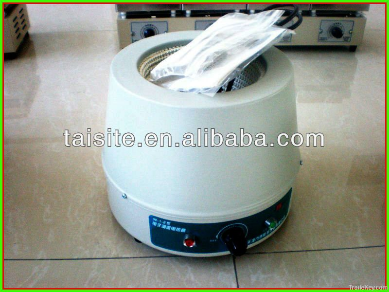 laboratory facility electricity heating mantle