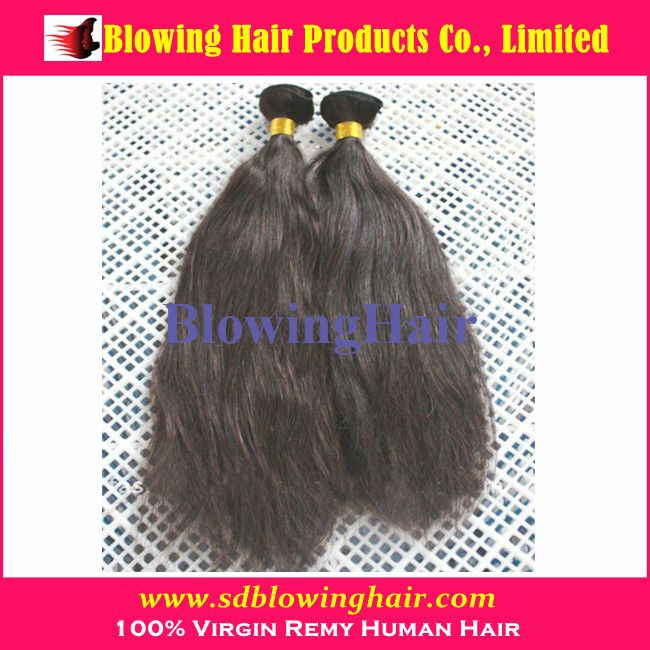 100% Human Indian Remy Hairs