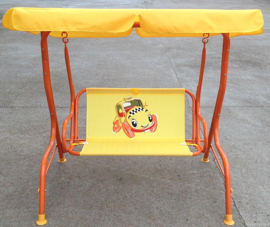 children swig chair /kids garden swing chair