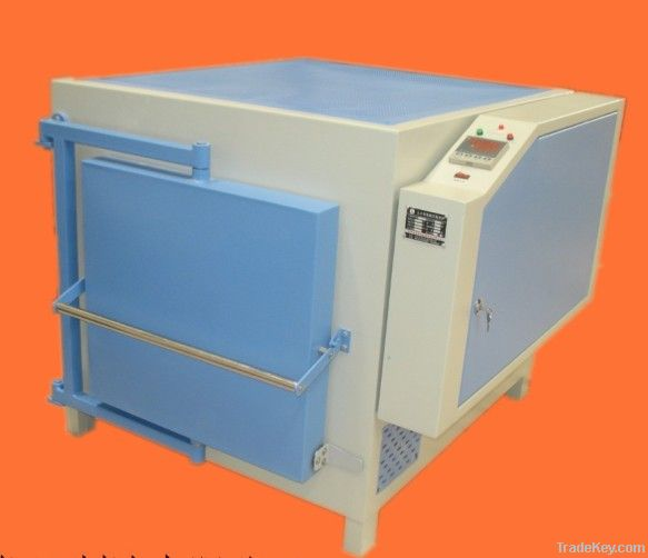 Muffle Furnaces with Replaceable Heating Elements Rods