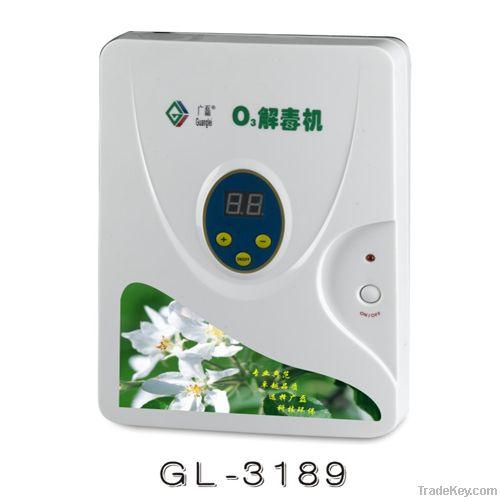ozone water sterilizer water ozone purifier