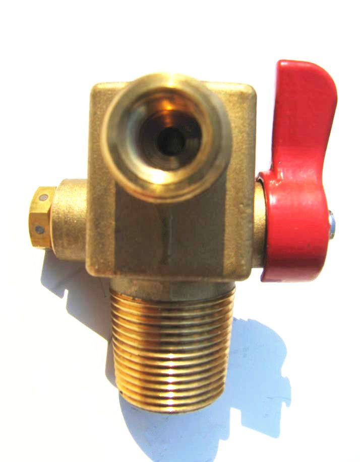 QF-T1 CNG Valve Used in Vehicle Cylinder (20MPa)1/4turn ball valve