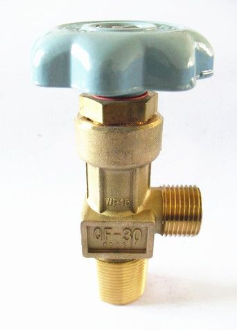 QF-30 Flapper Type Hydrogen Valve for Gas Cylinder