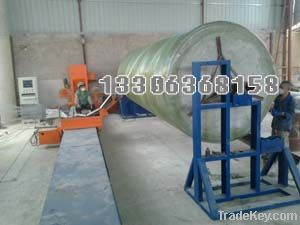 XTFW-4000 FRP Winding Machine
